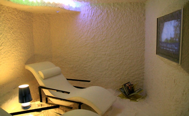 1000 Images About Salt Room Designs On Pinterest