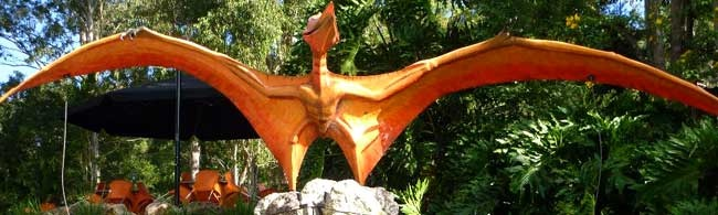 While vacationing in the Gold Coast, do not miss to visit the adventurous and amusing Thunderbird Park; boasting an amazing wildlife and ecological rich oasis extended over 112 hectares on the landscape of the majestic Mt Tamborine, making this beautiful park one of the major attractions of the Gold Coast.
