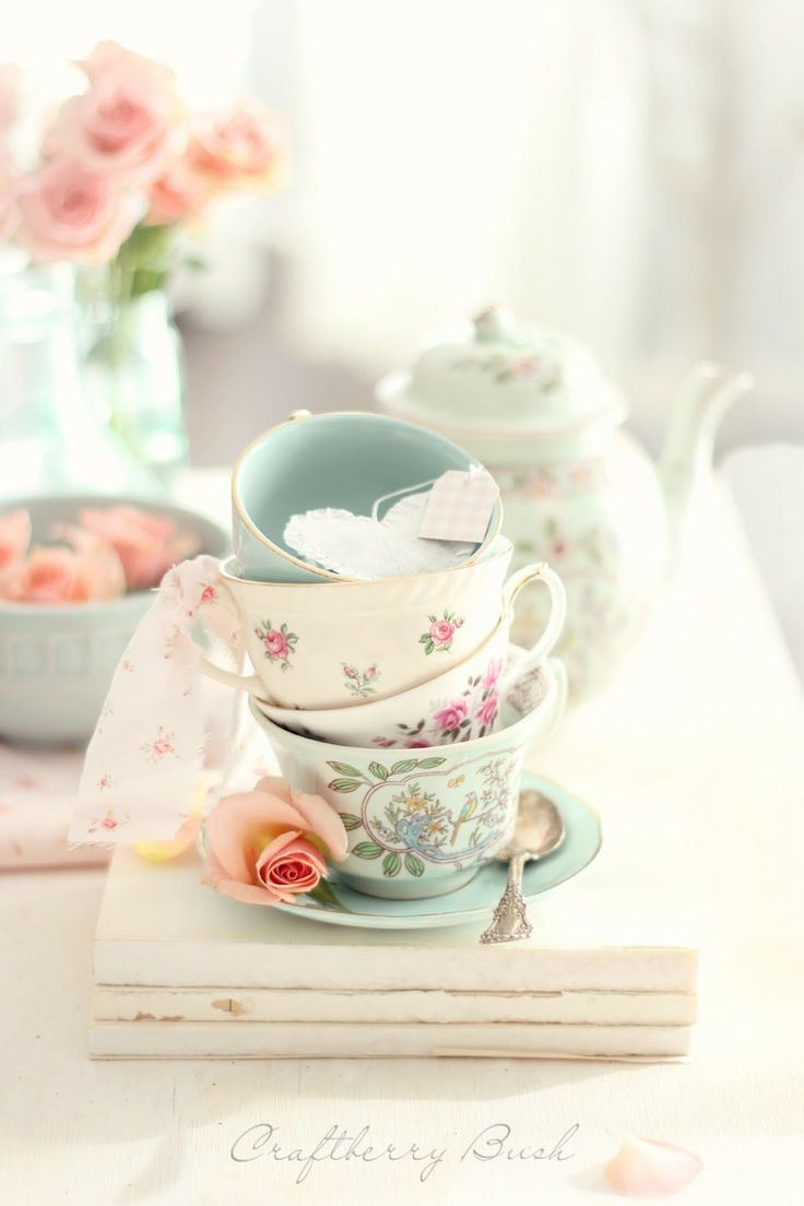 53 best Vintage China images on Pinterest | Rustic wedding chic ...
