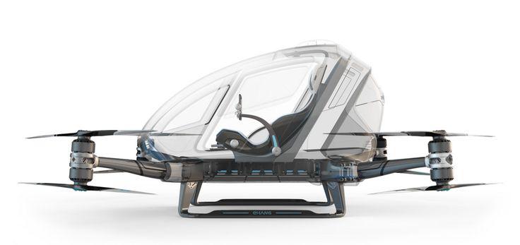 Lors de la dernière édition du CES à Las Vegas, la société chinoise Ehang a présenté son modèle de drone habitable le modèle 184. Le principe de ce drone est donc de pouvoir embarquer des passagers et les emmener à bon port selon un plan de vol établi à l'avance. Je suis curieux de voir  lire la suite