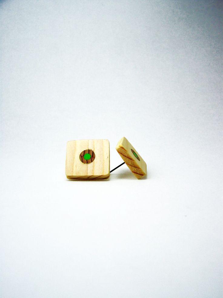 zöld foltos kockák  *cerzua és fenyőf