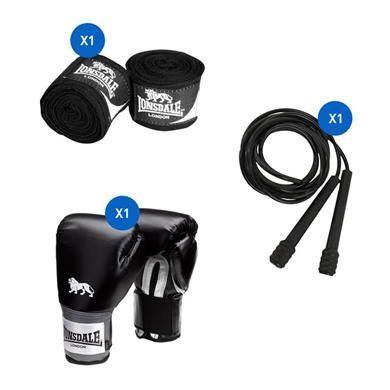 Lonsdale | 12oz Training Glove Bundle | Boxing Glove Sets