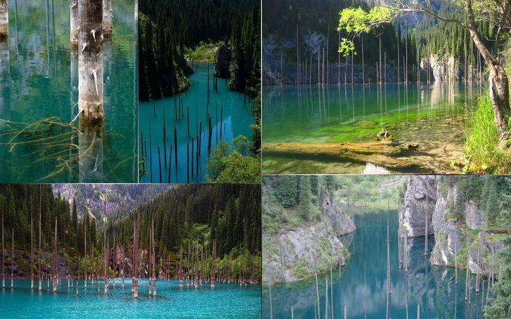 kaindy lake