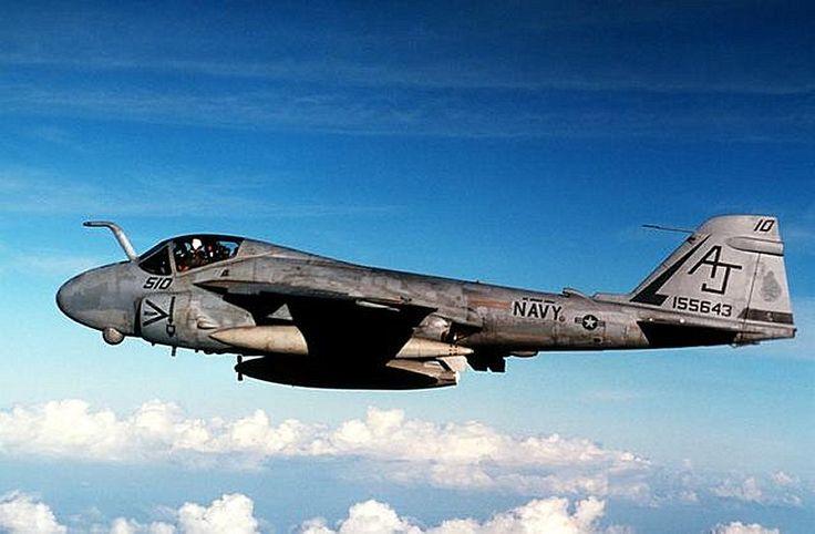 A-6E Intruder.