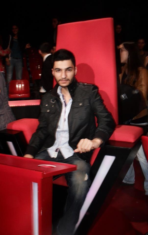 the Voice   bu yıl juri koltuğunda ben varım ;)