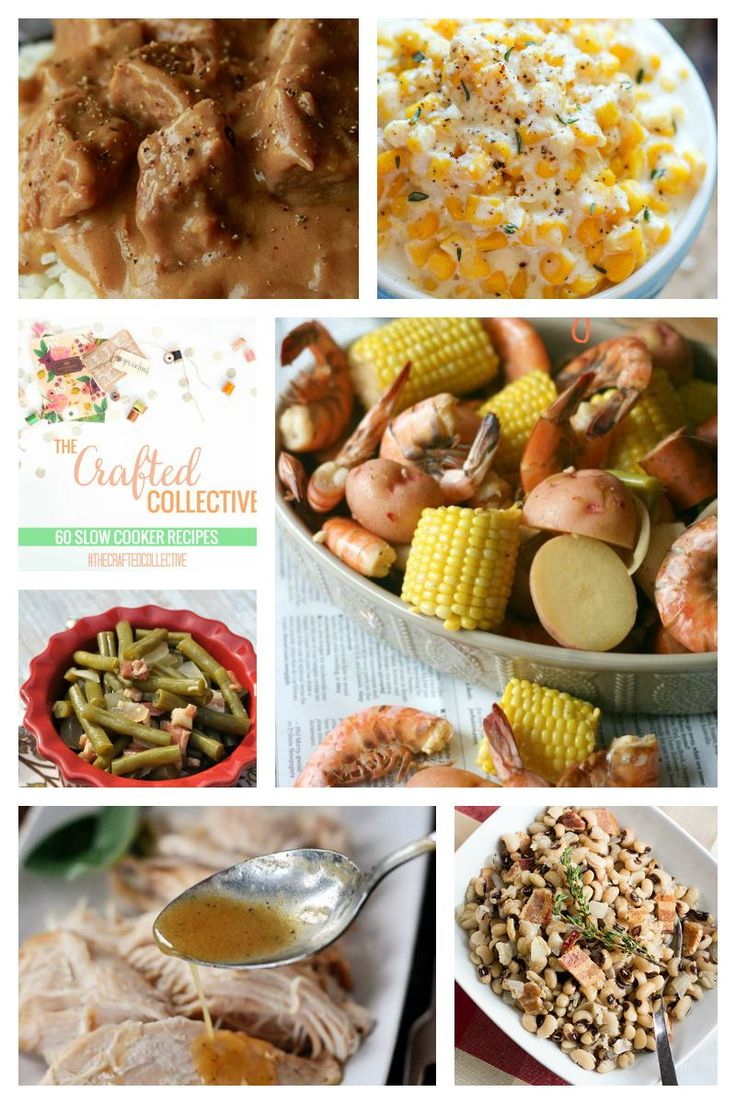 No need to spend hours in the kitchen to cook up a delicious dinner for your family. Grab the slow cooker and cook up some of these 60 slow cooker recipes! http://sweetteaandsavinggraceblog.com/60-slow-cooker-recipes/?utm_campaign=coschedule&utm_source=pinterest&utm_medium=Sweet%20Tea%2C%20LLC%20%20%7C%20%20Blogging%20and%20Email%20Marketing&utm_content=60%20Slow%20Cooker%20Recipes