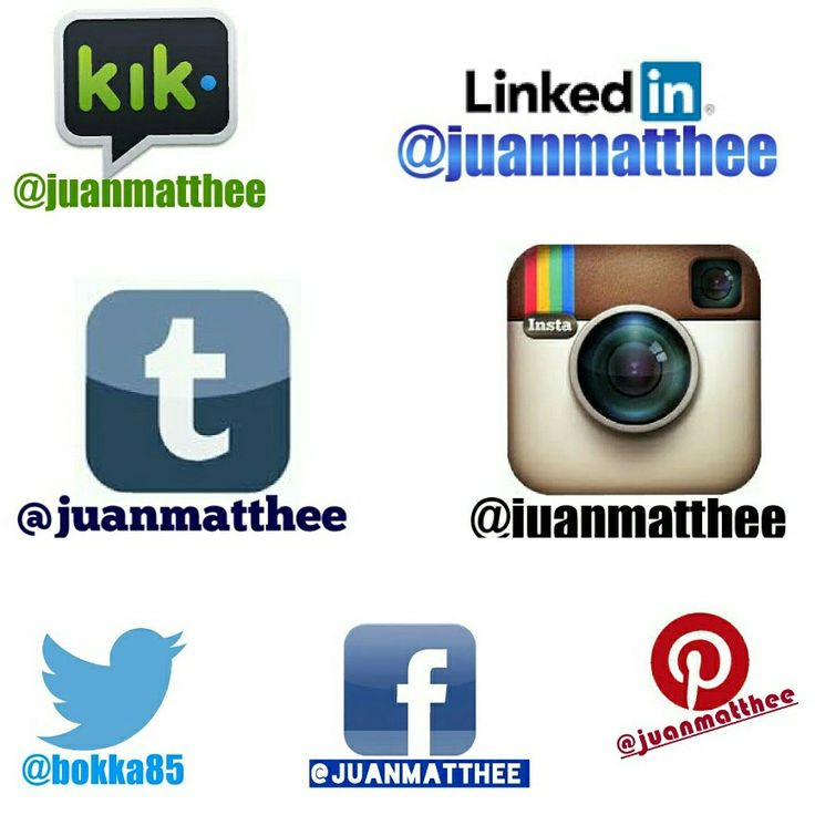 social media networks #socialmedia #networking #network #twitter #fb #tumblr #kik #pinit #linkin #follow4follow #like4like