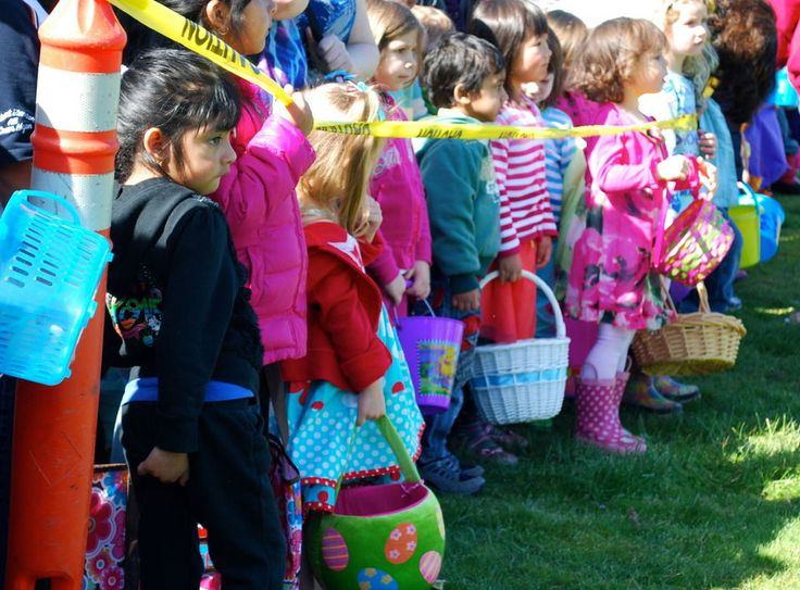 Here are 2015 Easter egg hunts in the Portland area, plus Easter basket ideas | OregonLive.com