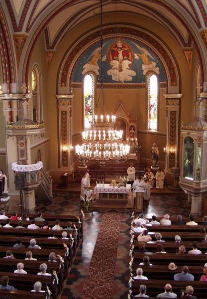 Római katolikus szentmise közvetítése - tv24.hu
