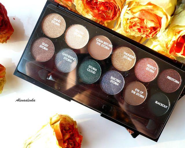 Sleek MakeUp i-Divine Storm Palette