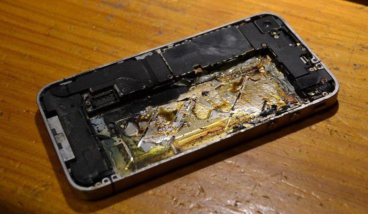 iPhone 7 взрывается? Не спешите делать выводы