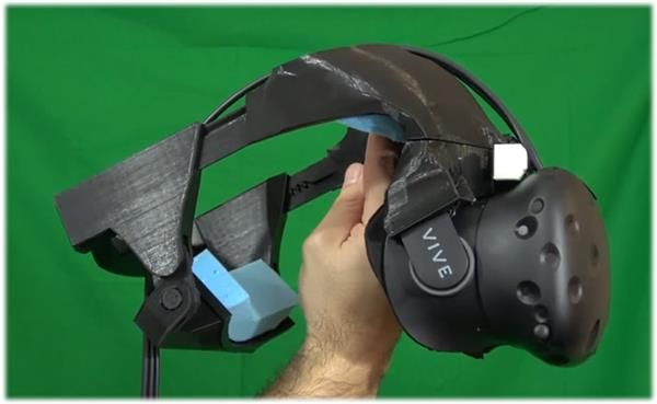Tech company SynergyWiz has used 3D printing to develop rEvolve, a $95 strap for the HTC Vive VR headset. The 3D printed rEvolve makes the Vive more comfortable, increases its field of view, and allows the wearer to 'flip up' the headset without removing it completely.