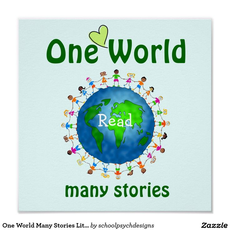 26 best diversity posters images on pinterest classroom posters one world many stories literacy poster fandeluxe Images