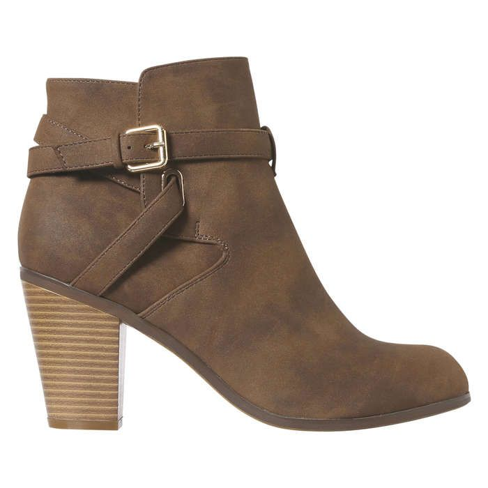 Ankle Boot in Tan from Joe Fresh