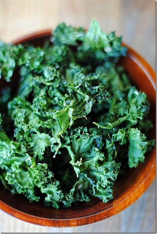 Kale Chips, 2 WW points