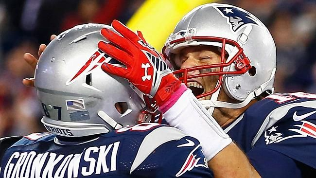 2015 NFL playoff schedule: TV, time, dates for postseason games ...