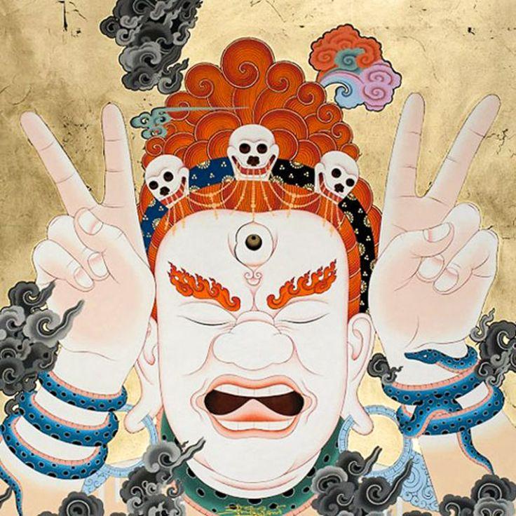 tibetan eye art - Google Search