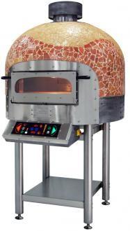 Pizza pec FRV 100 Event, elektrická, rotačná