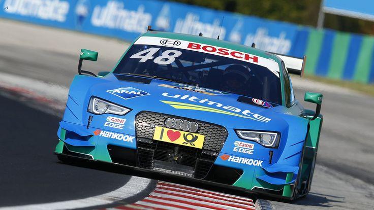 EDOARDO MORTARA #48 Audi Sport Team Abt Sportsline