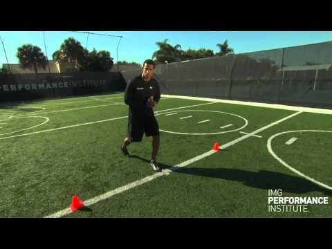 (4 of 6)-Linear Acceleration-Performance Tips and Performance Drills - Footwork Drills, Agility Drills and Acceleration Drills by the IMG Academy Athletic & Personal Development Program.     Learn from IMG Academy Athletic & Personal Development Coach, Trevor Anderson, how to increase your footwork, agility and acceleration on the playing field. This is a series of six videos...