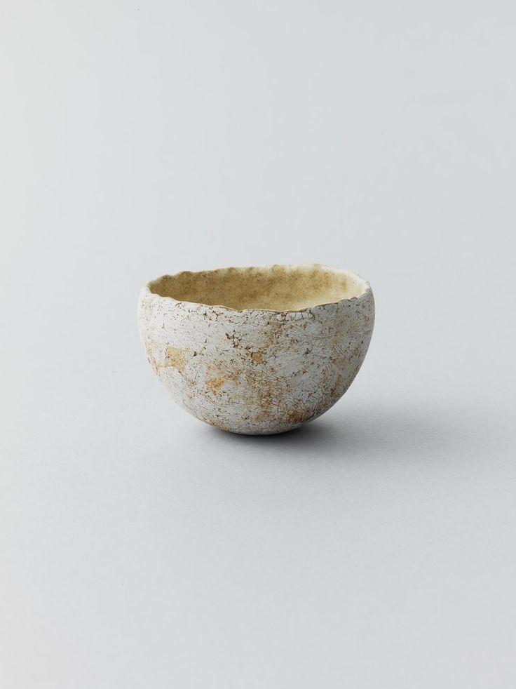 Cream Bowl by Kouichi Uchida 内田鋼一