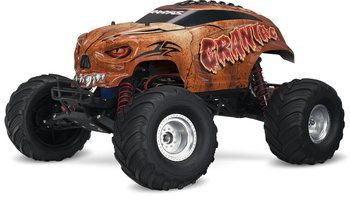 Traxxas Craniac monster truck 2WD 1:10