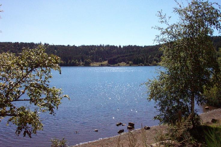 Lac de Bouchet / Auvergne, France