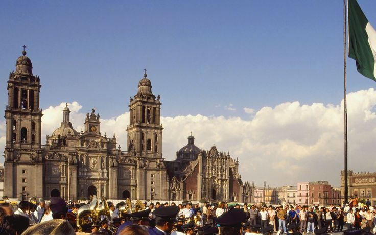 Things not to miss in Mexico | Photo Gallery | Rough Guides / #09 The Zócalo, Mexico City