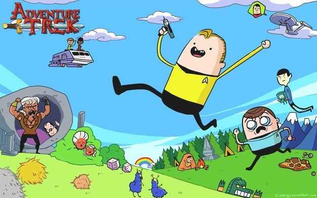 """Adventure Trek 