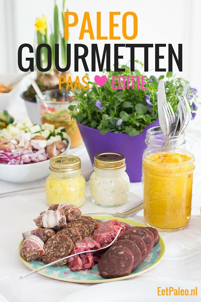 Paleo Gourmetten – Paas editie