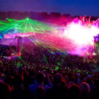 Tomorrowland music festival!!! In Belgium going here at the end of July :D