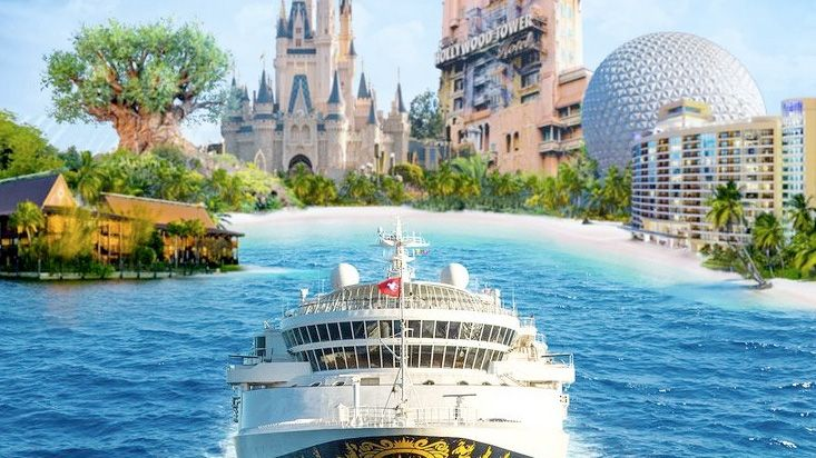 How to Add a Disney World Stay To Your Disney Cruise Package