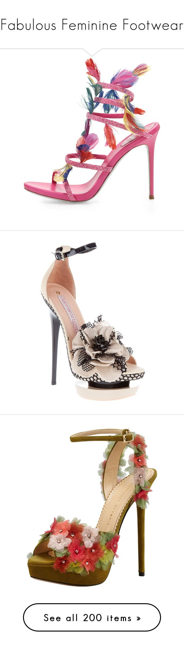 """""""Fabulous Feminine Footwear"""" by judymjohnson ❤ liked on Polyvore featuring shoes, sandals, heels, red, red high heel sandals, ankle strap heel sandals, strap heel sandals, heeled sandals, buckle sandals and ankle strap shoes"""