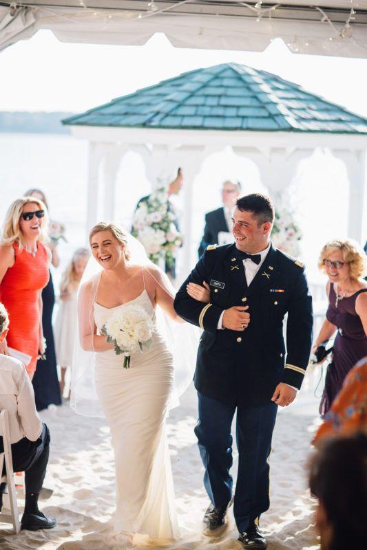 Delaware Beach Wedding At Ivy Dewey On Bay Rehobeth