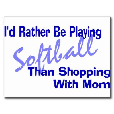 Softball Quotes   cute softball sayings image search results