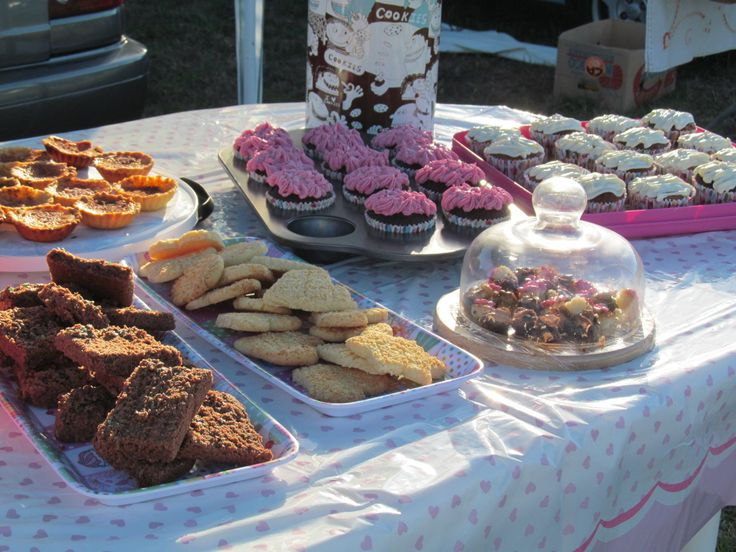 Cupcake Couture at Constantia SARDA monthly market