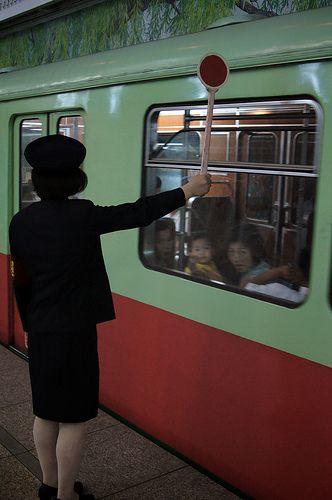 Metro, North Korea