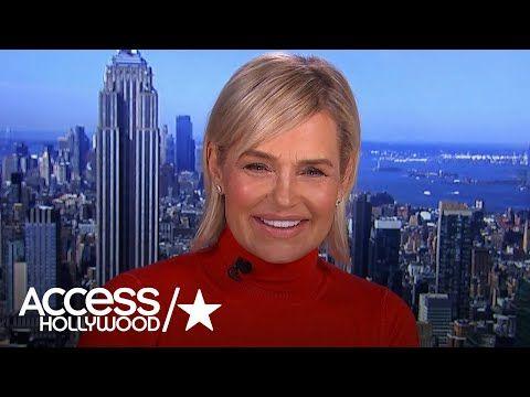 Yolanda Hadid Explains How She Found Out She Had Lyme Disease - YouTube