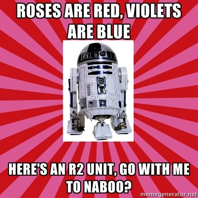 star wars valentine's day cards tumblr