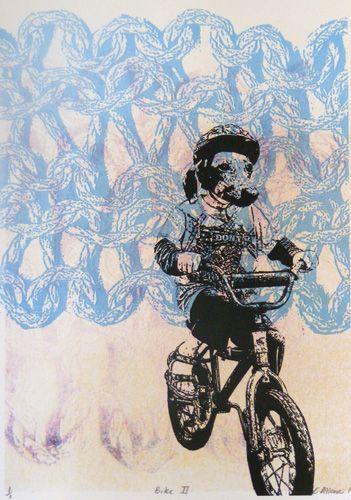 E A Hansen, Bike 2, 2014
