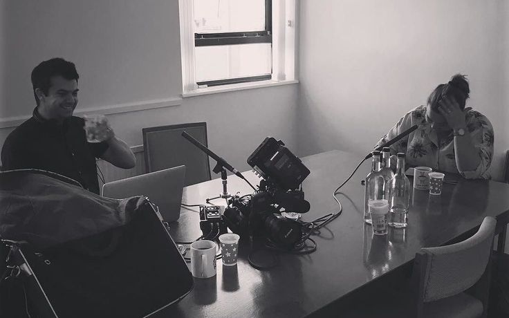 From Our Instagram Account – Recording our latest podcast with @sarah_a_white on…