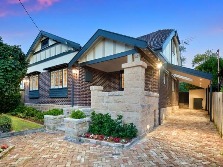 Roseville house - realestate.com.au. Californian bungalow