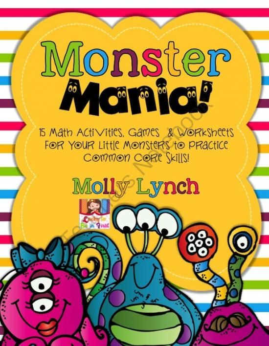 monster mysteries math worksheets math coloring pages getcoloringpages 1000 images about. Black Bedroom Furniture Sets. Home Design Ideas