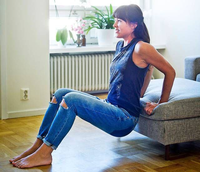 3 armstarka övningar | Träning | Wellness | Aftonbladet