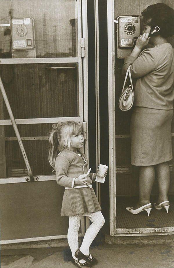 «У меня такой характер». 1969 год. Фото: Дмитрий Воздвиженский и Нина Свиридова