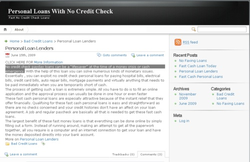 No Credit Check Payday Loans Can Be A Lifesaver At The Time Of A Money Crisis Or Cash Emergency Loan Lenders