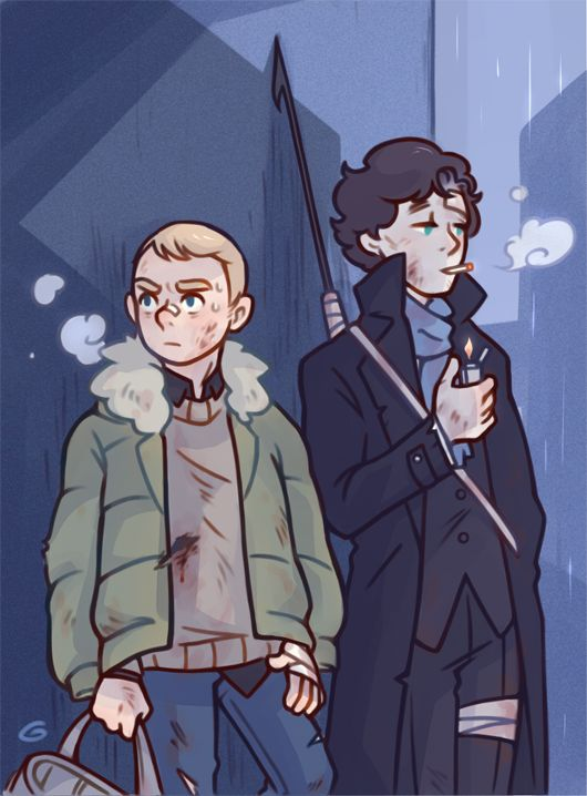 http://gorryb.tumblr.com/post/145760111567/some-kind-of-post-apocalypticwinglock-au (11 june 2016)