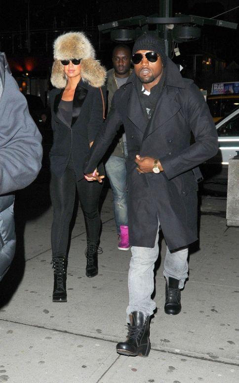 Photo 1 - Kanye West pays Amber Rose seven figures to keep her mouth shut + a contract!?