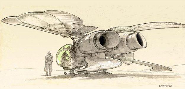 vintage illustration dune frank herbert - Google Search
