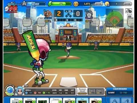 Baseball Heroes Gameplay, San Diego vs Colorado 3-0
